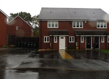 Thumbnail 2 bed semi-detached house to rent in Jefferson Way, Coventry