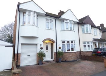 Thumbnail 4 bed semi-detached house for sale in Sydney Road, South Bexleyheath, Kent