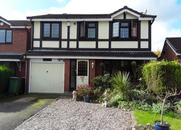 Thumbnail 4 bed detached house for sale in Redburn Close, Ketley Bank, Telford