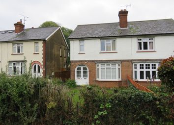 Thumbnail 3 bed semi-detached house for sale in Chatham Road, Sandling, Maidstone