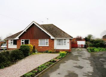 Thumbnail 2 bed semi-detached bungalow for sale in The Close, Saughall, Chester