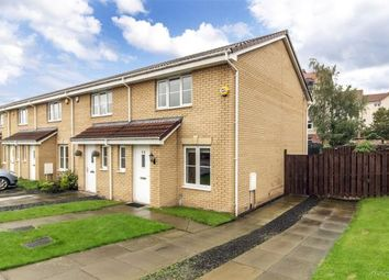 Thumbnail 3 bed end terrace house for sale in Newhouse Road, Glasgow, Lanarkshire
