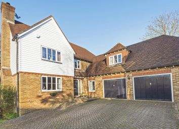 5 bed detached house for sale in Backing Onto Woodland, Ashington, West Sussex RH20