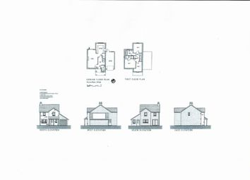 Thumbnail 3 bed detached house for sale in Old Court Gardens, Whitchurch, Ross-On-Wye