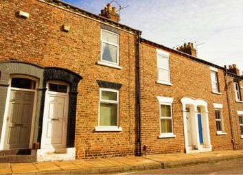 Thumbnail 3 bed terraced house for sale in Cleveland Street, York