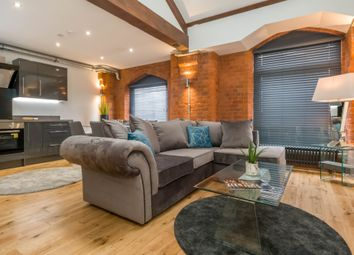 Thumbnail 3 bed flat to rent in Southall Street, Manchester