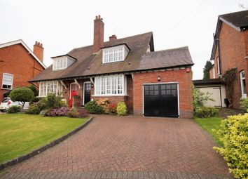 Thumbnail 4 bed semi-detached house for sale in Bournville Lane, Bournville, Birmingham