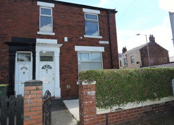 Thumbnail 3 bedroom end terrace house for sale in Miller Road, Preston