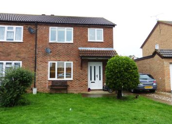 Thumbnail 3 bedroom semi-detached house to rent in Cornwall Road, Herne Bay