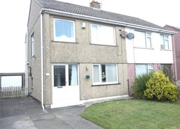 Thumbnail 3 bed semi-detached house for sale in Queens Close, Whitehaven, Cumbria