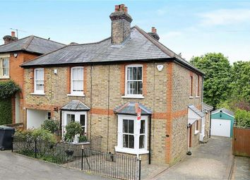 Thumbnail 2 bed semi-detached house for sale in Chapel Road, Epping