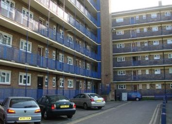 Thumbnail 3 bed flat to rent in Woolridge Way, Hackney