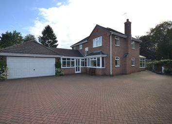 Thumbnail 4 bed detached house for sale in Cheadle Road, Blythe Bridge, Stoke-On-Trent