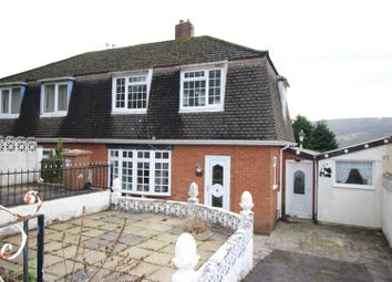 Thumbnail 3 bed semi-detached house for sale in High Meadow, Abercarn, Newport