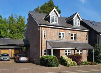 Thumbnail 3 bed semi-detached house for sale in Mill Place, Micheldever Station, Winchester