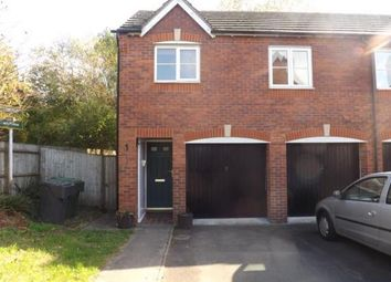 Thumbnail 2 bed maisonette for sale in Warmstry Road, Finstall, Bromsgrove