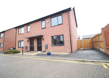 Thumbnail 3 bedroom semi-detached house for sale in Fir Tree Avenue, Stockport