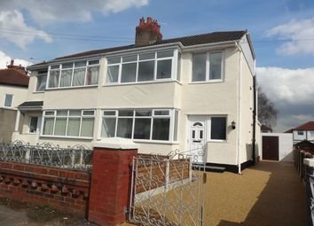 3 bed semi-detached house for sale in Victoria Park Drive, Lea, Preston PR2