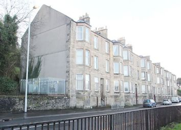 Thumbnail 2 bed flat for sale in 12C, Springhill Road, Port Glasgow PA145Qp