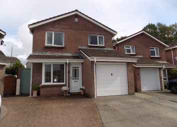 Thumbnail 4 bed detached house for sale in Rectory Close, Sarn, Bridgend.