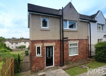 Thumbnail 3 bedroom semi-detached house for sale in Mill Crescent, Worksop
