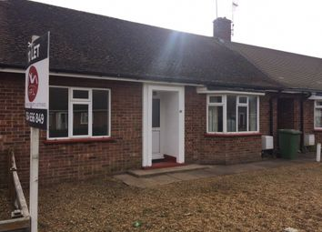 Thumbnail 2 bed bungalow to rent in South Drive, March