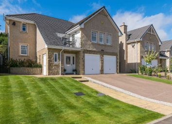 Thumbnail 4 bed detached house for sale in 6 Wedale View, Stow, Galashiels