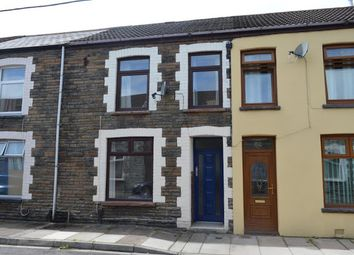 Thumbnail 4 bed terraced house for sale in King Street, Treforest