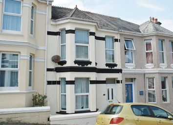 Thumbnail 2 bedroom terraced house to rent in Clayton Road, Plymouth