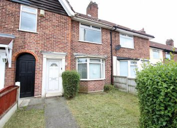 Thumbnail 2 bed terraced house for sale in Lydney Road, Liverpool