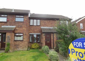 Thumbnail 2 bed town house for sale in Pyeharps Road, Burbage, Hinckley