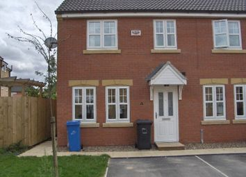 Thumbnail 3 bedroom terraced house to rent in Flanders Red, Hull