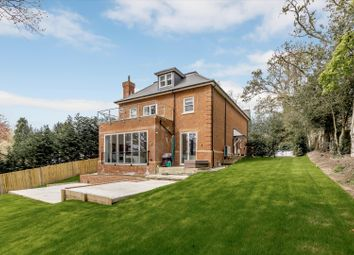 Thumbnail 5 bed detached house to rent in London Road, Ascot, Berkshire