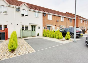 Thumbnail 3 bed property for sale in Hilltop View, Langley Park, Durham