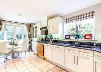 Thumbnail 4 bed detached house for sale in Hartsbourne Avenue, Bushey Heath, Hertfordshire