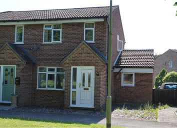 Thumbnail 3 bed semi-detached house for sale in Roundhay, West Malling