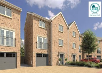 Thumbnail 4 bed semi-detached house for sale in Tayfields, Tayfen Road, Bury St. Edmunds, Suffolk