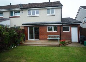 Thumbnail 3 bedroom semi-detached house to rent in 4 Fare Park Crescent, Westhill