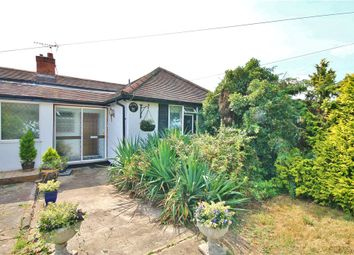 Thumbnail 3 bed semi-detached bungalow for sale in Meadway, Staines Upon Thames, Middlesex