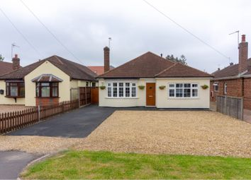 Thumbnail 3 bed detached bungalow for sale in Tytton Lane East, Wyberton, Boston