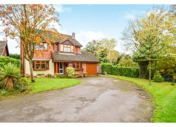 Thumbnail 4 bed detached house for sale in St. Leonards Way, Woore