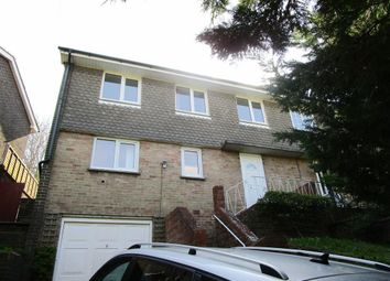 Thumbnail 4 bed property to rent in Hillbank Close, Portslade, Brighton