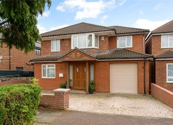 Thumbnail 4 bed detached house for sale in Cedar Drive, Pinner, Middlesex