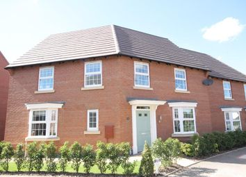 """Thumbnail 4 bedroom detached house for sale in """"Ashtree"""" at Old Derby Road, Ashbourne"""