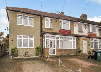 Thumbnail 2 bed end terrace house for sale in Westfield Avenue, Watford