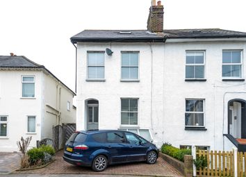 Thumbnail 4 bed semi-detached house for sale in Holmesdale Road, Reigate, Surrey