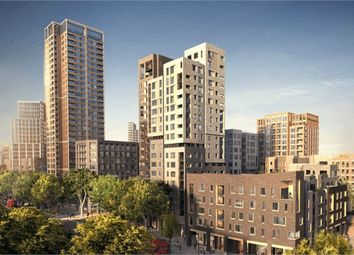 Thumbnail 2 bedroom flat for sale in Belvedere Place, London