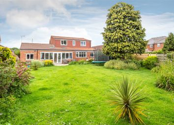 Thumbnail 5 bed detached house for sale in Sutton Road, Wigginton, York