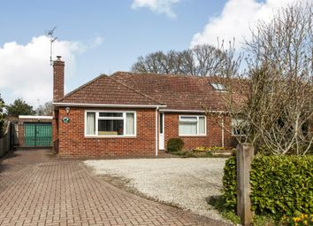 Thumbnail 2 bed semi-detached bungalow for sale in Sandy Lane, North Baddesley, Southampton