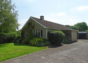 Thumbnail 3 bed detached bungalow for sale in The Street, Chilmark, Salisbury